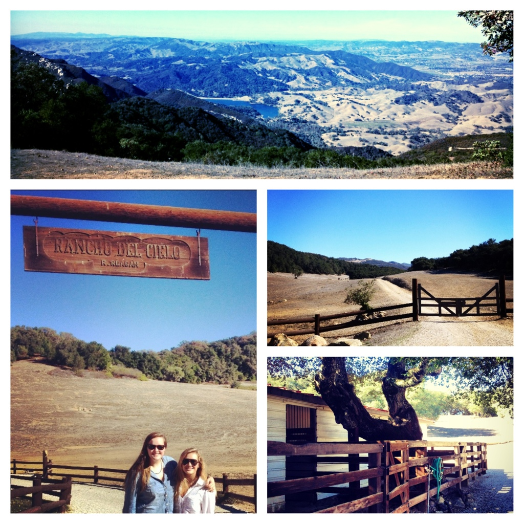 The Reagan Ranch
